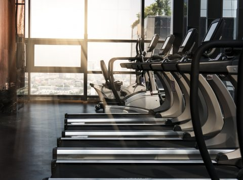 Treadmills in a Gym; Eliminate all Fungus, Mold and Pathogens from Gyms