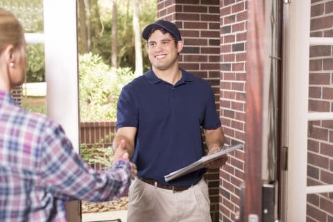 Mold Removal client - Mold Busters