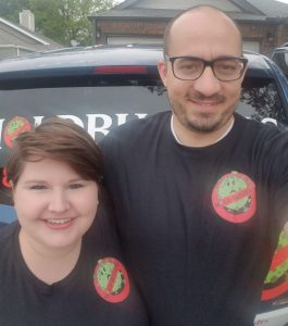 Jess and Alex - Owners of Mold Busters Dallas - Fort Worth