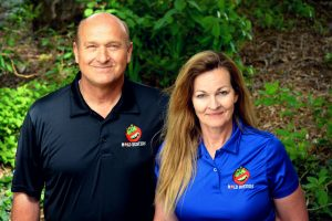 Owners of Mold Busters Logan